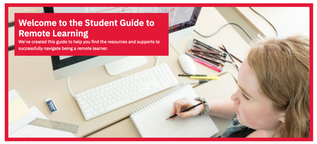 Student Guide to Remote Learning